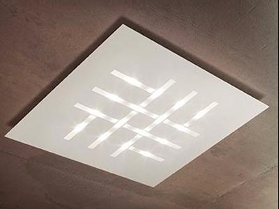 Plafoniere Neon Per Ufficio : Erreluce genova